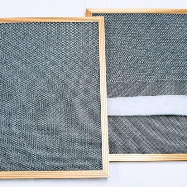 Gold air filter image