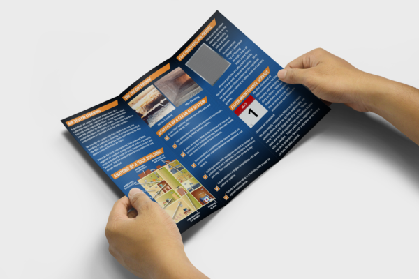 Office and commercial cleaning brochure