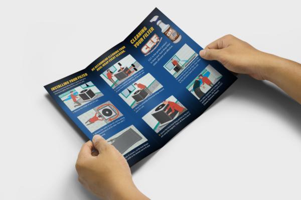 kool-wrap brochure image