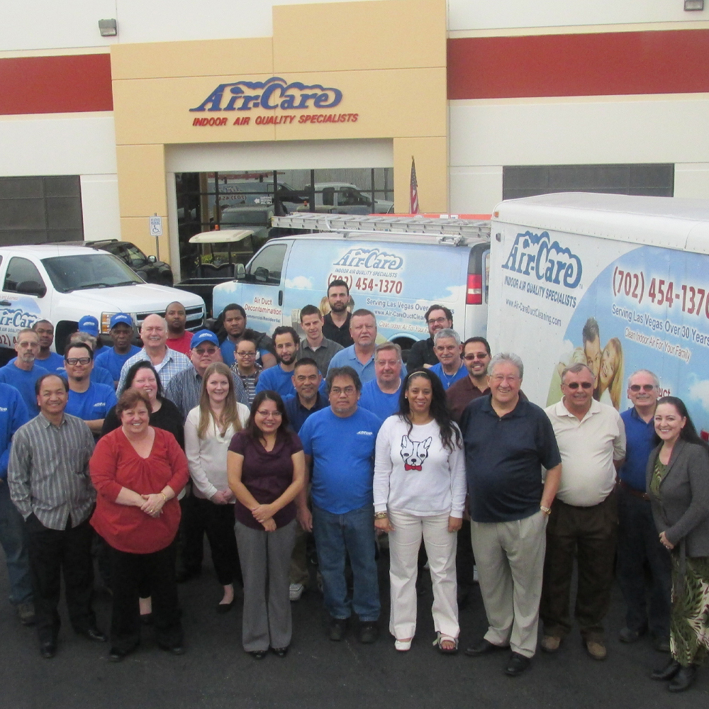 air-care employee group image
