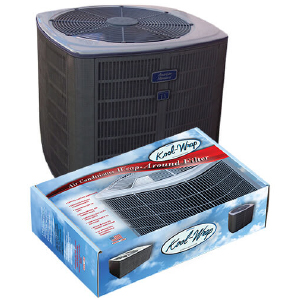 air-care kool-wrap image with air conditioner