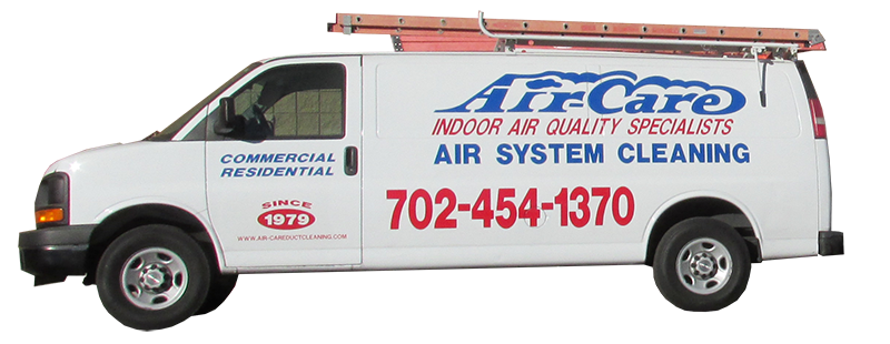 air-care technician's truck image