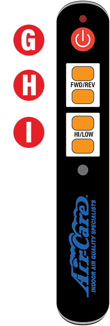 air-care universal remote